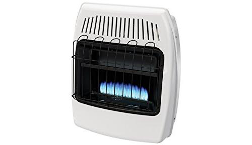 vent flame heater lp 20000