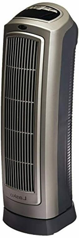 Lasko 755320 Ceramic Space Heater 8.5 L x 7.25 W x 23 H inch