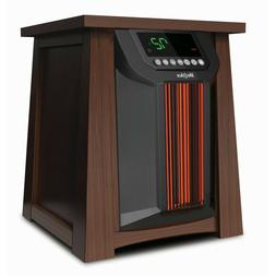 LifeLux 8 Element Infrared Quartz Large Room Space Heater Mo