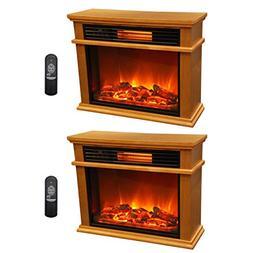 LifeSmart LifePro Infrared Fireplace Heaters