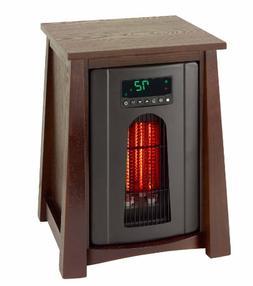 Lifesmart Products LS8WQHDLX13B Infrared Heater, 1500-watt,