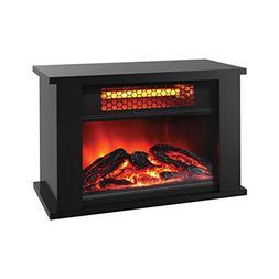 Lifesmart ZCFP1014US Lifezone Mini Infrared Fireplace Heater