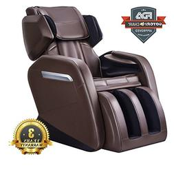 Full Body Massage Chair, Zero Gravity & Air Massage, Foot Ro
