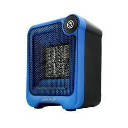 AirArtDeco Mini Ceramic Heater, 500W Portable Electric Fan P