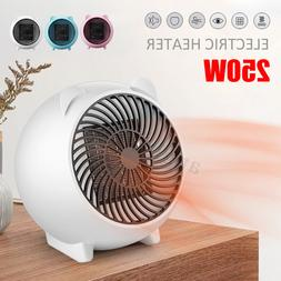Mini Electric Space Heater Portable Home Office Winter Warme