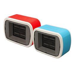 220V 500W Mini PTC Ceramic Space Electric Heaters Desktop Fa