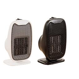 Mini PTC Ceramic Space Heater, H-COME 220V Ceramic Portable
