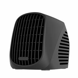 Mini Space Heater Electric Portable Small Quiet Fan Office R
