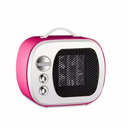 Space Mini Stereo Heaters Electric Abs Material, Ptc Fever T