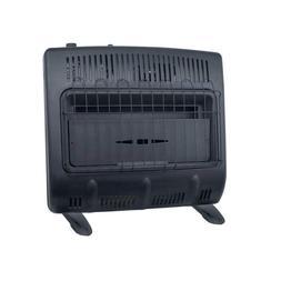 Mr. Heater 30,000 Vent Free Blue Flame Natural Gas Garage Sp
