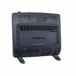 Mr Heater 30000 BTU Vent Free Blue Flame Natural Gas Indoor