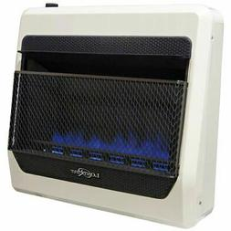 Lost River Ventless Liquid Propane Blue Flame Gas Heater,Ven