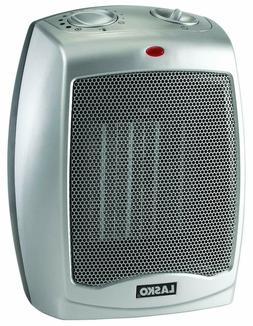 NEW! Lasko 754200 Ceramic Portable Space Heater with Adjusta