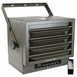 New Comfort Zone Ceiling Mount Heater 7500 Watt 240V Garage