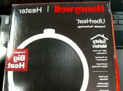 NEW Honeywell HCE200W UberHeat Ceramic Heater, White