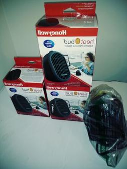 NEW HONEYWELL HEAT BUD CERAMIC PERSONAL HEATER GREAT FOR OFF