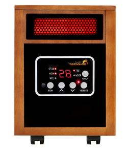 NEW Dr. Infrared Heater 1500-watt thermostat Portable Space