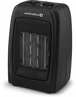 NEW IN BOX Comfort Zone CZ422WM Ceramic Heater - Black - Fan