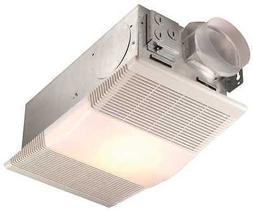 NuTone 665RP Heat-A-Ventlite Exhaust Fan with 1300-Watt Heat