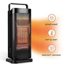 TRUSTECH Oscillating Ceramic Tower Heater for Office Home In