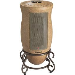 Lasko Oscillating Electric Ceramic Space Heater, Designer Se