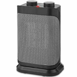 VonHaus Oscillating Electric Heater Ceramic Space Heater Fan