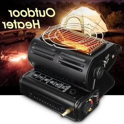 Portable Barbecue Gas Space Heater Camping Tent Hiking Heati