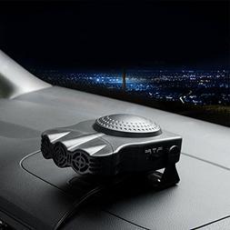 cici store 12V 150W Portable Car Fan Heater - Cooling Fan He