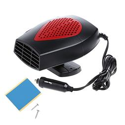 cici store 12V Portable Car Fan Heater - Warmer and Defroste