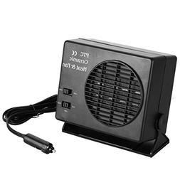 Evokem Portable Car Heater Fan 2 in 1 Heating Cooling Warmer