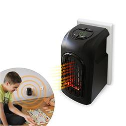 Suiez Portable Ceramic Space Heater Electric Heater With Qui