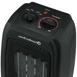Portable Ceramic Space Heater, Personal Warming Fan with Adj