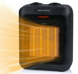 Portable Ceramic Space Room Heater Electric 1500W with Therm