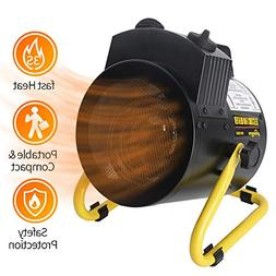 PROWARM Heater Portable Electric Forced Air Heater Overheat