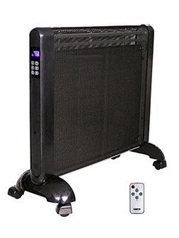 Portable Electric Heater, Flat Panel Small Room Portable Hea