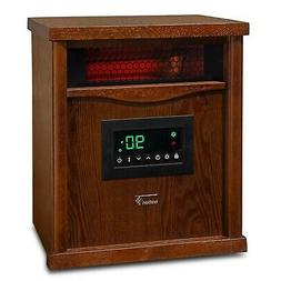 Ivation Portable Electric Space Heater, 1500-Watt 6-Element