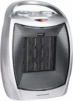 Brightown Portable Electric Space Heater with Thermostat & M