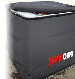 ProMAX 220 Gallon IBC Tote Heater w/Insulated Lid Cover, 120