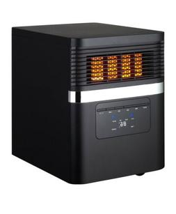 quartz infrared electric space heater ph91k