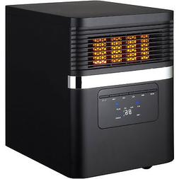 Quartz Infrared Electric Space Heater Portable Energy Effici