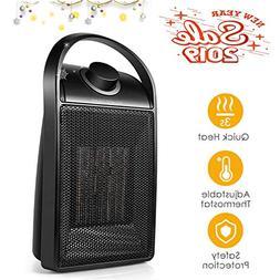 quick heat ceramic space heater