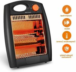 Quiet and Light Infrared Radiant Space Heaters Energy Effici