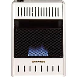 ProCom Dual Fuel Blue Flame Ventless Wall Heater – 10,000