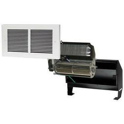 Register Multi-Watt 120-Volt In-Wall Fan-Forced Heater in Wh