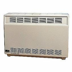 EMPIRE RH50CNAT Gas Fired Room Heater, 16 In. D, NG