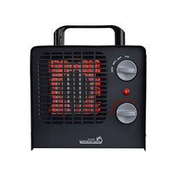Large Room 1500W Portable Electric Infrared Space Heater Adj