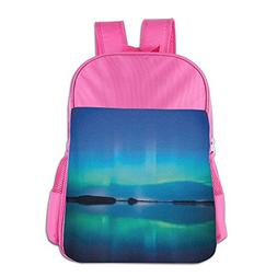 Sanbeis Serene Lake Color Reflections Landscape Boy Daypack