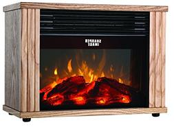 Sharper Image Electronic Fireplace Heater