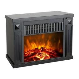 Konwin Small Electric Tabletop Artificial Faux Fireplace Spa
