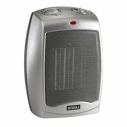 Small Office Space Heater Ceramic Compact Room Home Adjustab
